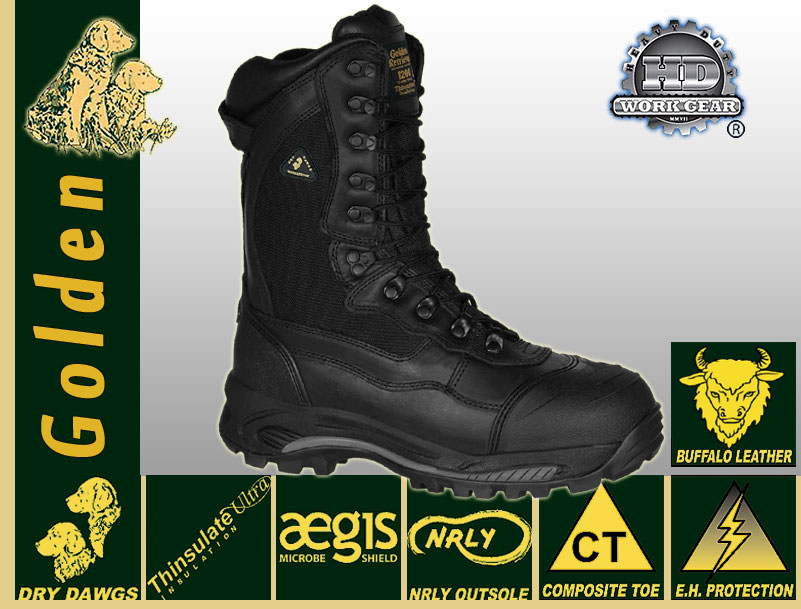 Hd Work Gear Work Boots And Clothing