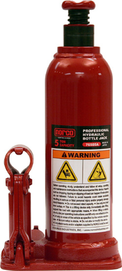 Norco Bottle Jack 5 Ton Capacity 76505A