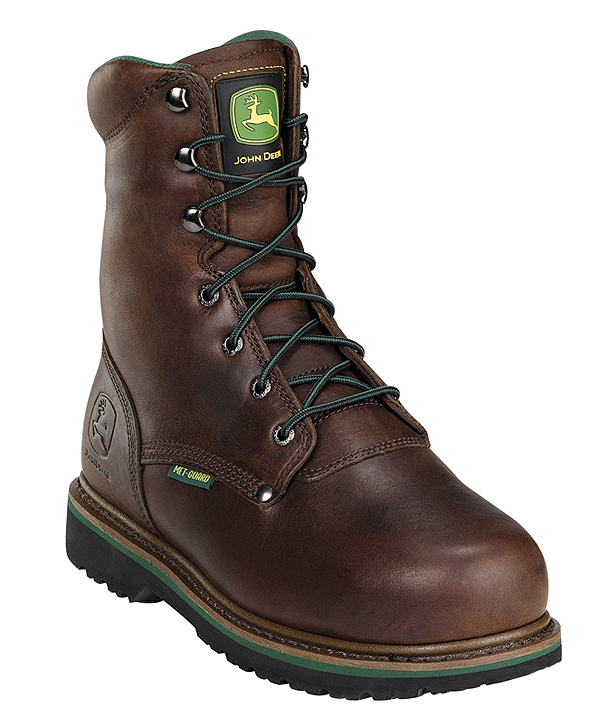 John Deere Met Guard Safety EH Boots JD8373