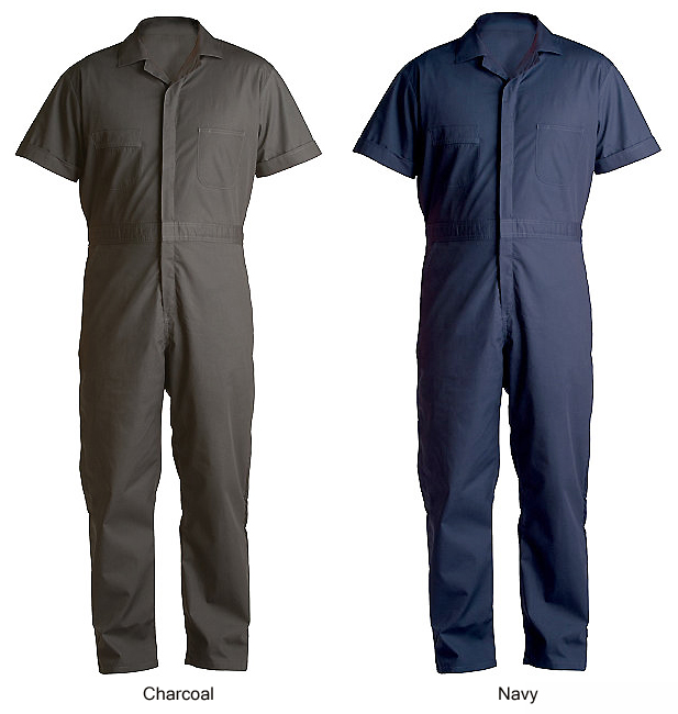 Berne Apparel Poplin Strong Blend Fabric Coverall P700
